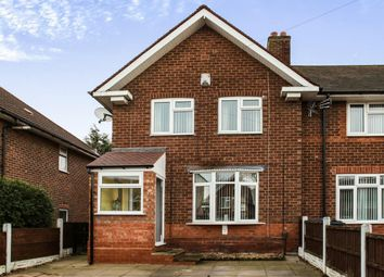 Thumbnail 2 bedroom end terrace house for sale in Bushbury Road, Birmingham