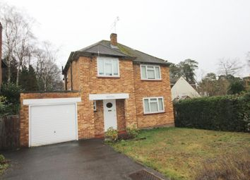Thumbnail 3 bedroom detached house to rent in Frimley, Camberley
