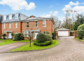 Thumbnail 4 bed semi-detached house for sale in Station Hill, Ascot