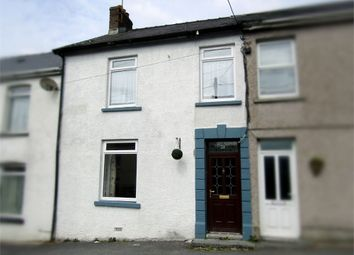 Thumbnail 3 bed terraced house for sale in Heol Y Bryn, Upper Tumble, Llanelli, Carmarthenshire
