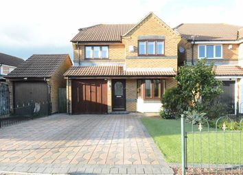 Thumbnail 4 bedroom detached house to rent in Chance Close, Chafford Hundred, Essex