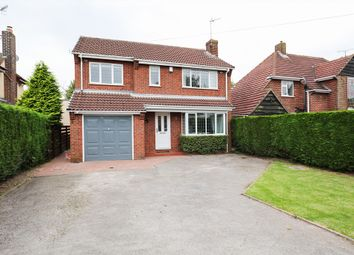 Thumbnail 4 bed detached house for sale in Westmoor Road, Brimington, Chesterfield