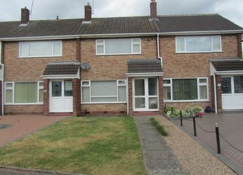 Thumbnail 2 bed terraced house for sale in Kimberley Road, Bedworth, Warwickshire