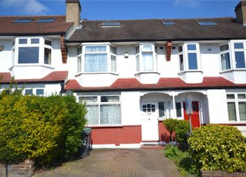 4 bed terraced house for sale in Crescent Rise, Alexandra Palace, London N22