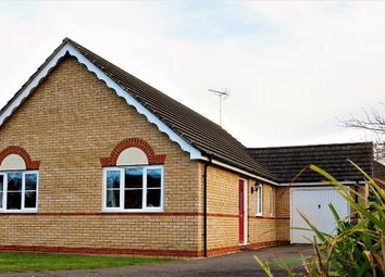 Thumbnail 3 bed detached bungalow for sale in Kiln Drive, Wisbech