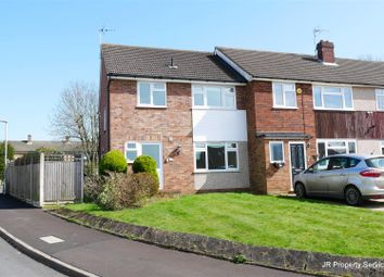 Thumbnail 3 bed end terrace house for sale in Lulworth Avenue, Goffs Oak, Waltham Cross