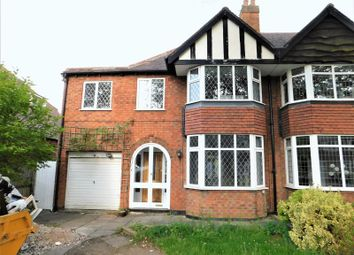 Thumbnail 4 bed semi-detached house to rent in Ferndale Road, Hall Green, Birmingham