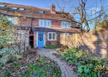 Thumbnail 2 bed semi-detached house to rent in Chapel Lane, Bledlow, Princes Risborough