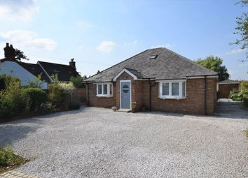 Thumbnail 2 bed detached bungalow for sale in Cotton End Road, Wilstead, Bedford
