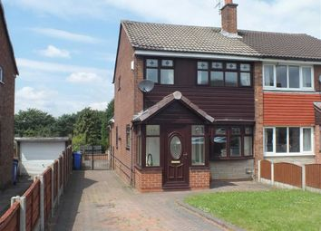 Thumbnail 3 bed mews house to rent in Macauley Close, Dukinfield