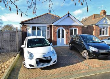 Thumbnail 2 bed detached bungalow for sale in Station Road, Drayton, Portsmouth