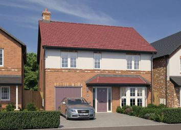 "Thumbnail 4 bed detached house for sale in ""The Rosebury"" at Chilton, Ferryhill"