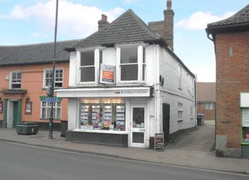 Thumbnail 2 bed flat to rent in High Street, Watton, Thetford