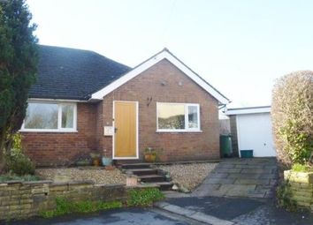 Thumbnail 3 bed semi-detached bungalow to rent in St Heliers Place, Barton, Preston