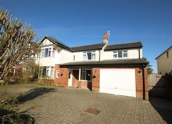 Thumbnail 5 bedroom semi-detached house to rent in Draycott Road, Chiseldon, Swindon Wiltshire
