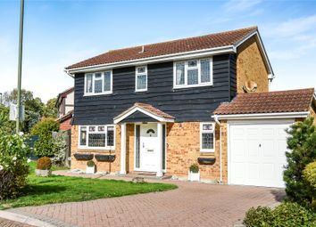 Thumbnail 4 bed detached house for sale in Pinecrest Gardens, Locksbottom, Kent