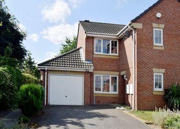 Thumbnail 3 bed town house for sale in Rose Farm Meadows, Altofts, Normanton