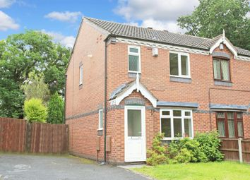 Thumbnail 3 bed semi-detached house to rent in Delamere Close, Telford
