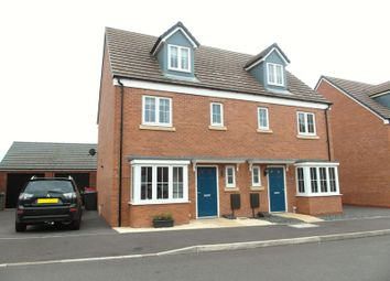 Thumbnail 4 bedroom semi-detached house to rent in Dukes View, Donnington, Telford