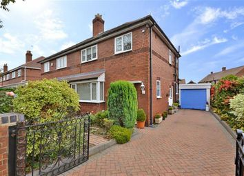 Thumbnail 3 bed semi-detached house for sale in Crest Mount, Carleton, Pontefract