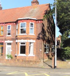 Thumbnail 1 bedroom flat to rent in Lowestoft Road, Gorleston