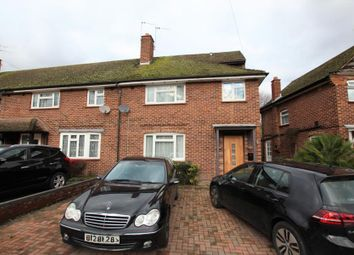 Thumbnail 4 bed semi-detached house to rent in Princes Road, Weybridge