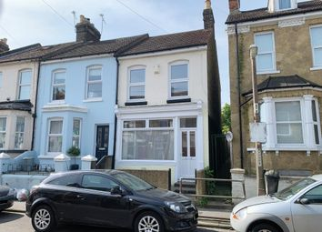 Thumbnail 2 bed end terrace house for sale in 74 Rochester Avenue, Rochester, Kent