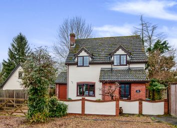 Thumbnail 3 bedroom detached house for sale in Fen Lane, Botesdale, Diss