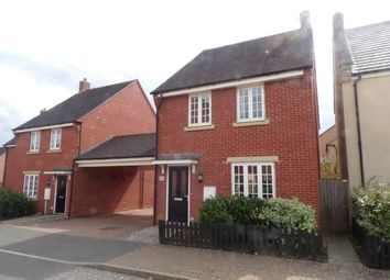 Thumbnail 3 bed detached house for sale in Digby Close, Duston, Northampton, Northamptonshire