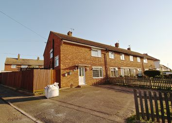 3 bed end terrace house for sale in Slindon Crescent, Eastbourne, East Sussex BN23