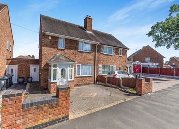Thumbnail 2 bed semi-detached house for sale in Barrows Lane, Sheldon, Birmingham