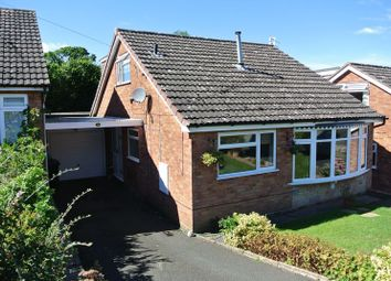 Thumbnail 3 bed detached bungalow for sale in Coneybury View, Broseley, Shropshire.