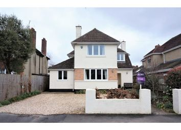 Thumbnail 4 bed detached house for sale in Wyndham Road, Taunton