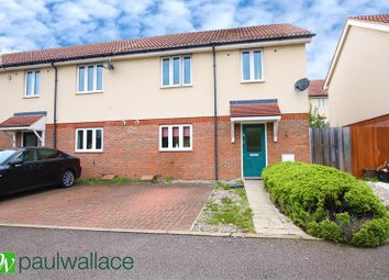 Thumbnail 2 bed end terrace house for sale in Sorbus Road, Broxbourne