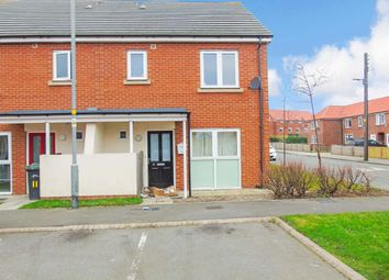 3 bed semi-detached house for sale in Brandling Court, Shotton Colliery, Durham DH6