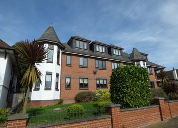 Thumbnail 2 bed flat for sale in 35-37 Cossington Road, Westcliff-On-Sea, Essex