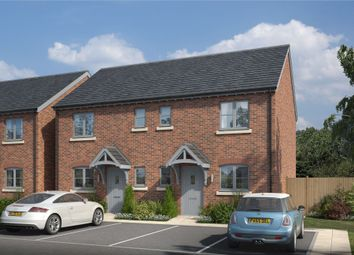 Thumbnail 2 bedroom semi-detached house for sale in Oaklands Holt, Gadbridge Road, Weobley, Herefordshire