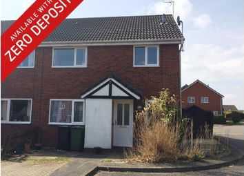 Thumbnail 2 bed property to rent in Bluebell Close, Scarning, Dereham