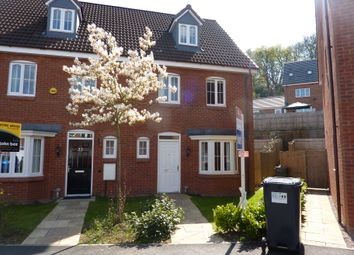 Thumbnail 4 bed town house to rent in Chervil Close, Clayton, Newcastle-Under-Lyme