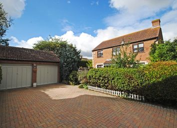 Thumbnail 4 bed detached house for sale in French Laurence Way, Chalgrove, Oxford