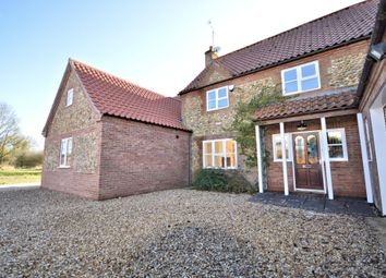 Thumbnail 6 bed detached house for sale in Druids Lane, Litcham, King's Lynn