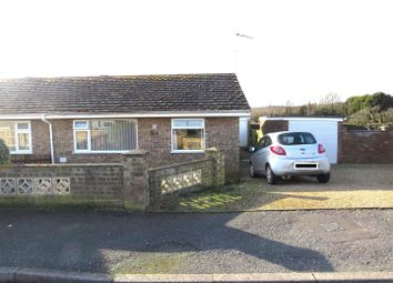 Thumbnail 2 bed semi-detached bungalow for sale in Mallard Close, Snettisham, King's Lynn