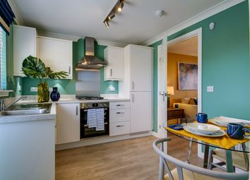 "Thumbnail 2 bedroom terraced house for sale in ""The Portree"" at Gilbertfield Road, Cambuslang, Glasgow"