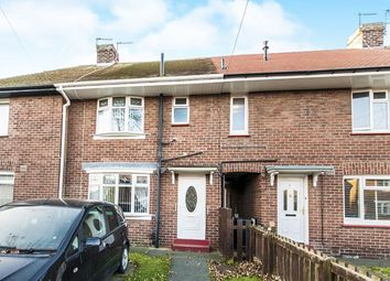Thumbnail 3 bedroom terraced house for sale in Hexham Road, Hylton Lane Estate, Sunderland