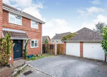Thumbnail 3 bed end terrace house for sale in Bagshot, Surrey, United Kingdom