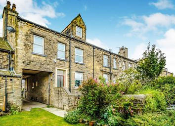 Thumbnail 3 bed end terrace house for sale in West Street, Lindley, Huddersfield