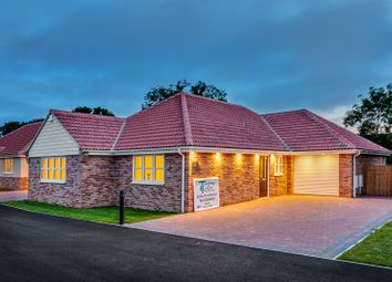 Thumbnail 3 bed bungalow for sale in Thorpe Road, Kirby Cross