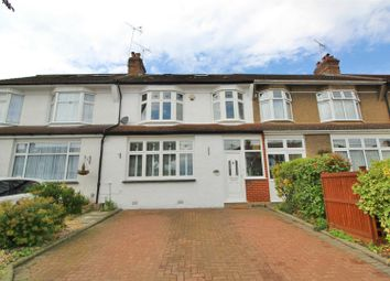 Thumbnail 4 bedroom terraced house for sale in Faversham Avenue, Enfield