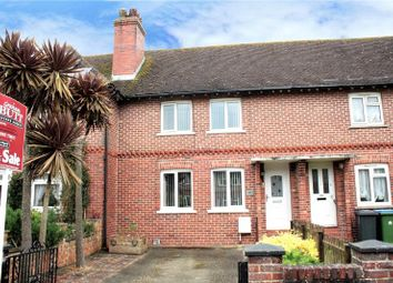 Thumbnail 2 bed terraced house for sale in Palmer Road, Angmering, Littlehampton