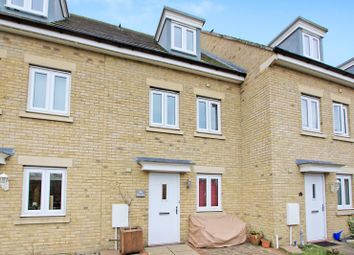 Thumbnail 4 bed town house for sale in Duddle Drive, Longstanton, Cambridge